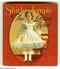 "Platinum Age (1897-1937):Miscellaneous, Big Little Book #1115 Shirley Temple in ""The Littlest Rebel""(Saalfield, 1935) Condition: VF/NM. Softcover. Contains illustr..."