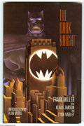 Books:Superhero, Batman: The Dark Knight Returns Signed Hardcover 1321/4000 (DC andGraphitti Designs, 1986) Condition: Excellent. Hardcover ...