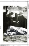 Original Comic Art:Covers, Brian Bolland - Animal Man #26 Cover Original Art (DC, 1990). Renowned cover artist, Brian Bolland, tackles this stunning im...