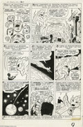 Original Comic Art:Panel Pages, Jack Kirby and Dick Ayers - Strange Tales #76, page 7 Original Art(Marvel, 1960). ...