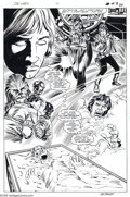 Original Comic Art:Splash Pages, Tom Palmer - Star Wars #71, page 24 Original Art (Marvel, 1983).Tom Palmer brought continuity to the look of Marvel's Sta...