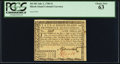 Colonial Notes:Rhode Island, Rhode Island July 2, 1780 $1 PCGS Choice New 63.. ...