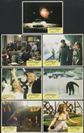 "Movie Posters:Fantasy, Slaughterhouse-Five (Universal, 1972). Lobby Cards (7) (11"" X 14"").Fantasy.... (Total: 7 Items)"