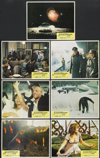 "Slaughterhouse-Five (Universal, 1972). Lobby Cards (7) (11"" X 14""). Fantasy.... (Total: 7 Items)"