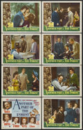 """Movie Posters:Drama, Another Part of the Forest (Universal, 1948). Lobby Card Set of 8 (11"""" X 14""""). Drama.... (Total: 8 Items)"""