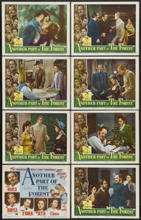 "Another Part of the Forest (Universal, 1948). Lobby Card Set of 8 (11"" X 14""). Drama.... (Total: 8 Items)"