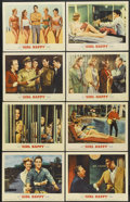 "Movie Posters:Elvis Presley, Girl Happy (MGM, 1965). Lobby Card Set of 8 (11"" X 14""). ElvisPresley.... (Total: 8 Items)"