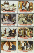 "Movie Posters:Comedy, The Great Race (Warner Brothers, 1965). Lobby Card Set of 8 (11"" X 14""). Comedy.... (Total: 8 Items)"