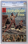 Silver Age (1956-1969):Adventure, Four Color #1114 Huckleberry Finn - File Copy (Dell, 1960) CGC NM 9.4 Off-white pages....