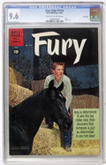 Silver Age (1956-1969):Western, Four Color #1172 Fury File Copy (Dell, 1961) CGC NM+ 9.6 Cream to off-white pages....