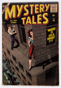 Silver Age (1956-1969):Horror, Mystery Tales #46 (Atlas, 1956) Condition: VG....