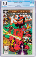Modern Age (1980-Present):Superhero, X-Men #160 (Marvel, 1982) CGC NM/MT 9.8 White pages....