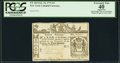 Colonial Notes:New York, New York February 16, 1771 £3 PCGS Apparent Extremely Fine 40. ....