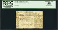 Colonial Notes:New York, New York February 16, 1771 £10 PCGS Apparent Extremely Fine 40.....