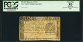 Colonial Notes:New York, New York March 5, 1776 $1 PCGS Apparent Very Fine 30.. ...
