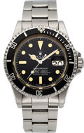 "Timepieces:Wristwatch, Rolex, Ref. 1680, Submariner, circa 1979, From The Private Collection Of Hollywood Actor James ""Jimmy"" Darren. ..."