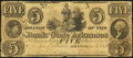 Obsoletes By State:Arkansas, Arkansas (Post), AR- Bank of the State of Arkansas Branch $5 Jan. 3, 1839 G62 Rothert 18-2. ...