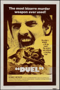 "Movie Posters:Action, Duel (Universal, 1972). International One Sheet (27"" X 41"").Action.. ..."