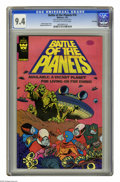Modern Age (1980-Present):Science Fiction, Battle of the Planets #10 File Copy (Gold Key, 1981) CGC NM 9.4Off-white to white pages. Win Mortimer art. Overstreet 2005 ...