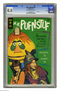Bronze Age (1970-1979):Humor, H.R. Pufnstuf #2 File Copy (Gold Key, 1971) CGC VF 8.0 Off-white to white pages. Photo cover. Overstreet 2005 VF 8.0 value =...