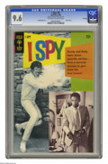 Silver Age (1956-1969):Adventure, I Spy #5 File Copy (Gold Key, 1968) CGC NM+ 9.6 Off-white to white pages. Al McWilliams art. Photo cover. Overstreet 2005 NM...