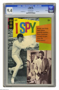 Silver Age (1956-1969):Adventure, I Spy #5 File Copy (Gold Key, 1968) CGC NM 9.4 Off-white pages. Al McWilliams art. Photo cover. Overstreet 2005 NM- 9.2 valu...