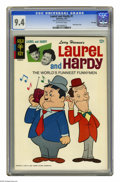 Bronze Age (1970-1979):Humor, Laurel and Hardy #1 File Copy (DC, 1972) CGC NM 9.4 Off-whitepages. Photo back cover. Overstreet 2005 NM- 9.2 value = $70. ...