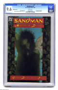 Modern Age (1980-Present):Horror, Sandman #8 Editorial Variant (DC, 1989) CGC NM+ 9.6 White pages.This is the rare variant featuring the Karen Berger editori... (1 )