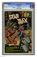 Bronze Age (1970-1979):Science Fiction, Star Trek #13 File Copy (Gold Key, 1972) CGC NM- 9.2 Off-white pages. Painted cover by George Wilson. Interior art by Albert...