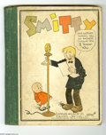 """Books, Walter Berndt -- """"Smitty"""" (Cupples and Leon, 1928). Fairly popularduring the heyday of daily comic strips, Walter Berndt's ..."""