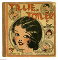 "Books, Russ Westover -- ""Tillie the Toiler"" #5 (Cupples and Leon, 1930).One of eight softcover Tillie the Toiler collections p..."
