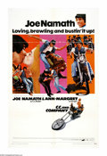 """Movie Posters:Comedy, C.C. & Company (AVCO Embassy Pictures, 1970). One Sheet (27"""" X 41""""). """"Broadway Joe"""" Namath made his film debut alongside Ann..."""