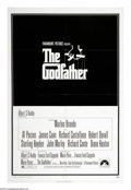 "Movie Posters:Crime, The Godfather (Paramount, 1972). One Sheet (27"" X 41""). One of thegreatest American films of all time, ""The Godfather"" was ..."