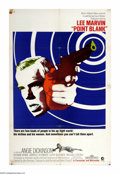 "Movie Posters:Crime, Point Blank (MGM, 1967). One Sheet (27"" X 41""). ""You're a very badman, Walker, a very destructive man."" During the 1960s, t..."