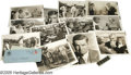 "Movie/TV Memorabilia:Photos, Will Rogers Photos. Included here are 12 black-and-white 8"" x 10""publicity photos of Will Rogers (very good condition with ..."