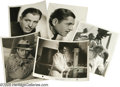 Movie/TV Memorabilia:Photos Signed, Warner Baxter Photos Lot. A matinee idol during the silent era, actor Warner Baxter rose to prominence as the Cisco Kid to... (1 )