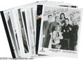 "Movie/TV Memorabilia:Photos, TV Casts Signed Photos Group. Featured is a set of 12 signed 8"" x10"" cast photos. Included is one each for ""Murphy Brown,""... (12 )"