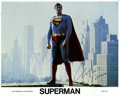 "Movie/TV Memorabilia:Photos Signed, ""Superman"" Signed Photos. A new Superman feature film is due out next summer, and it has a lot of expectation to live up t... (1 )"
