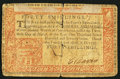 Colonial Notes:Pennsylvania, Pennsylvania April 10, 1777 40s Red and Black Very Fine.. ...