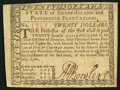 Colonial Notes:Rhode Island, Rhode Island July 2, 1780 $20 Fully Signed Extremely Fine-AboutNew.. ...