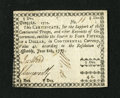 Colonial Notes:Georgia, Georgia June 8, 1777 $4/5 Extremely Fine-About New. This is theonly example of this denomination that Heritage-CAA has hand...