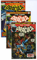 Bronze Age (1970-1979):Horror, Tomb of Dracula #11-20 Group (Marvel, 1973-74) Condition: AverageVF+.... (Total: 10)