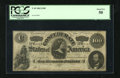 Confederate Notes:1862 Issues, T49 $100 1862. This better Confedertate type is the first $100 witha printed back. PCGS About New 50....