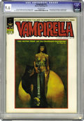 Magazines:Horror, Vampirella #13 (Warren, 1971) CGC NM+ 9.6 Off-white pages. Features the first annual Warren Creator Awards (for 1970). Manue...