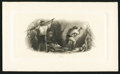 Miscellaneous:Other, E.G. Mining Scene Die Proof Vignette.. ...