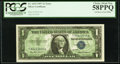 Fr. 1619 $1 1957 Silver Certificate. PCGS Choice About New 58PPQ