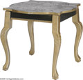"""Movie/TV Memorabilia:Props, Blackstone Botania Table. Used by Harry Blackstone Sr. in the 1920""""Enchanted Garden"""" performances as the table upon which t..."""