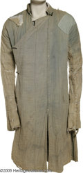 "Movie/TV Memorabilia:Costumes, ""Star Trek V"" Prisoner Costume. Heavy, quilted tunic from the movie""Star Trek V: The Final Frontier,"" (1989). In excellent ..."