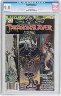 Modern Age (1980-Present):Humor, Dragonslayer #1 (Marvel, 1981) CGC NM/MT 9.8 White pages....