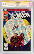 Modern Age (1980-Present):Superhero, X-Men #141 Signature Series (Marvel, 1981) CGC NM/MT 9.8 Whitepages....